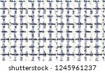 geometry texture classic modern ... | Shutterstock . vector #1245961237