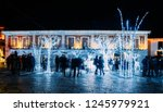 cascais  portugal   nov 30 ... | Shutterstock . vector #1245979921