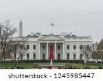 washington  dc   usa   december ... | Shutterstock . vector #1245985447
