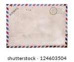 Old Blank Post Card White...