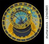 Vector  Prague Astronomical...