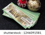 istanbul  turkey   december 1 ...   Shutterstock . vector #1246091581