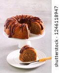 Coffee And Coconut Ring Cake ...