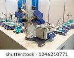 medical equipment for...   Shutterstock . vector #1246210771