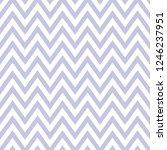 purple and white zig zag pattern | Shutterstock .eps vector #1246237951