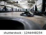 karting championship. driver in ... | Shutterstock . vector #1246448254