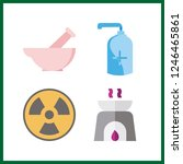 4 therapy icon. vector...   Shutterstock .eps vector #1246465861