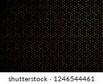 big golden confetti. texture... | Shutterstock .eps vector #1246544461