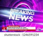 background screen saver on... | Shutterstock .eps vector #1246591234