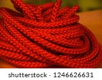 synthetic ropes texture...   Shutterstock . vector #1246626631