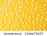 christmas pattern with... | Shutterstock . vector #1246673107