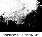 grunge white and black wall... | Shutterstock .eps vector #1246707034