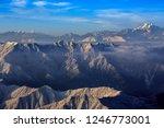 niubeishan landscape  cattle... | Shutterstock . vector #1246773001