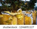 decoration for christmas... | Shutterstock . vector #1246851127