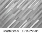 white and grey backgrounds with ... | Shutterstock .eps vector #1246890004