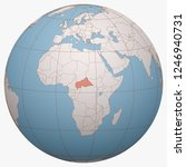 central african republic  car ... | Shutterstock .eps vector #1246940731