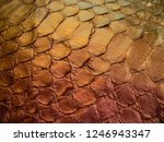 texture of genuine leather ... | Shutterstock . vector #1246943347