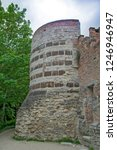sint donatus park in leuven ... | Shutterstock . vector #1246946947