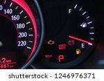car speed display screen