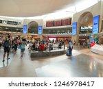 tel aviv  israel   july 16 ... | Shutterstock . vector #1246978417