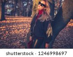 outdoors lifestyle fashion...   Shutterstock . vector #1246998697