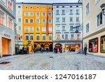 Salzburg  Austria   November 11 ...