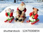christmas toys santa claus ...