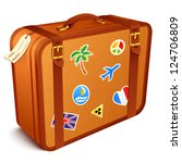 airplane,art,background,bag,baggage,briefcase,brown,case,classic,container,flag,flying,france,front,handle