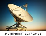 A radio telescope is a form of...