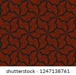 hipster geometric seamless...   Shutterstock .eps vector #1247138761