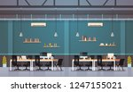 modern office interior... | Shutterstock .eps vector #1247155021