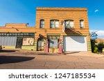 june 20  2017   founded in 1880 ... | Shutterstock . vector #1247185534