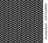 seamless pattern of arrows and... | Shutterstock .eps vector #1247223004