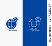 international  business  globe  ...