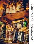 bucharest romania   november 22 ... | Shutterstock . vector #1247305894