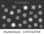 find pairs of identical... | Shutterstock .eps vector #1247312764