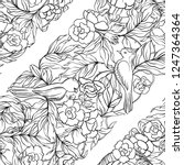 seamless pattern  background... | Shutterstock .eps vector #1247364364