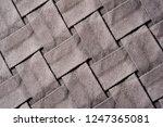 textured  background  pattern ... | Shutterstock . vector #1247365081
