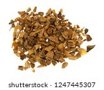 top view of a small pile of... | Shutterstock . vector #1247445307