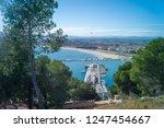 rocky coast of spain catalonia | Shutterstock . vector #1247454667