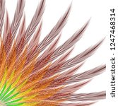 rio carnival. template for... | Shutterstock .eps vector #1247468314