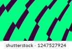 abstract vector green... | Shutterstock .eps vector #1247527924