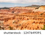 sunset point bryce canyon... | Shutterstock . vector #1247649391