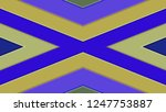 background in paper style.... | Shutterstock . vector #1247753887