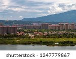 example of chinese modern...   Shutterstock . vector #1247779867