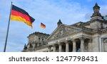 berlin germany 09 24 17  the... | Shutterstock . vector #1247798431