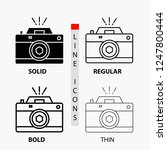 camera  photography  capture ... | Shutterstock .eps vector #1247800444