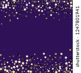 stars confetti horizontal... | Shutterstock .eps vector #1247801941