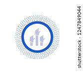 aspiration  business  desire ...   Shutterstock .eps vector #1247849044