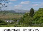 the fells of the mardale valley ... | Shutterstock . vector #1247849497